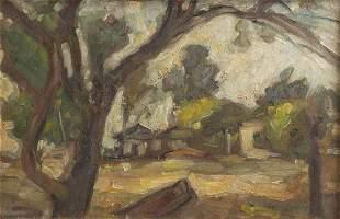 Zvi Shor (Israeli, 1898-1979)