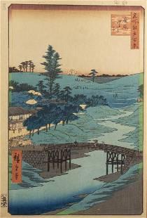 Utagawa (Ando) Hiroshige (1797-1858)
