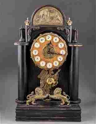 Judaica Clock