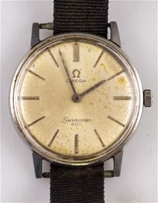 Omega Seamaster 600 Wristwatch