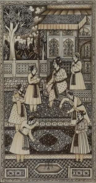 Persian Drawing