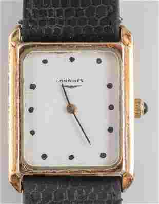Longines Mechanical Watch