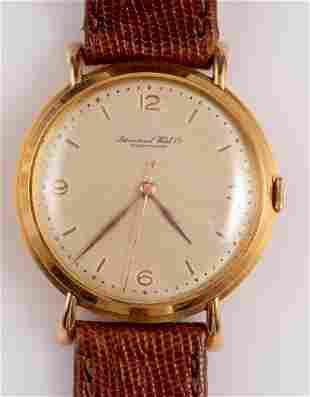 IWC Schaffhausen Men's Watch
