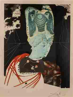 Salvador Dali (1904-1983)
