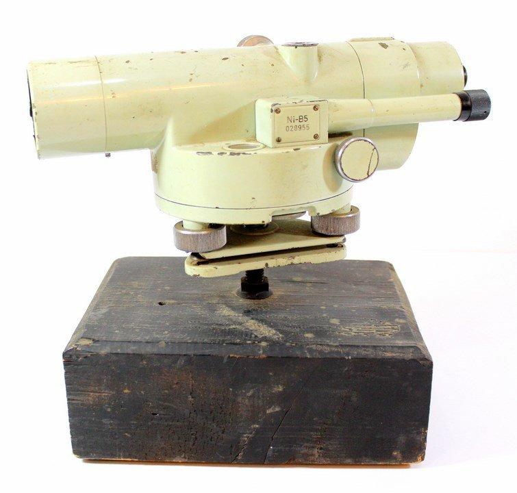 Vintage theodolite - 2