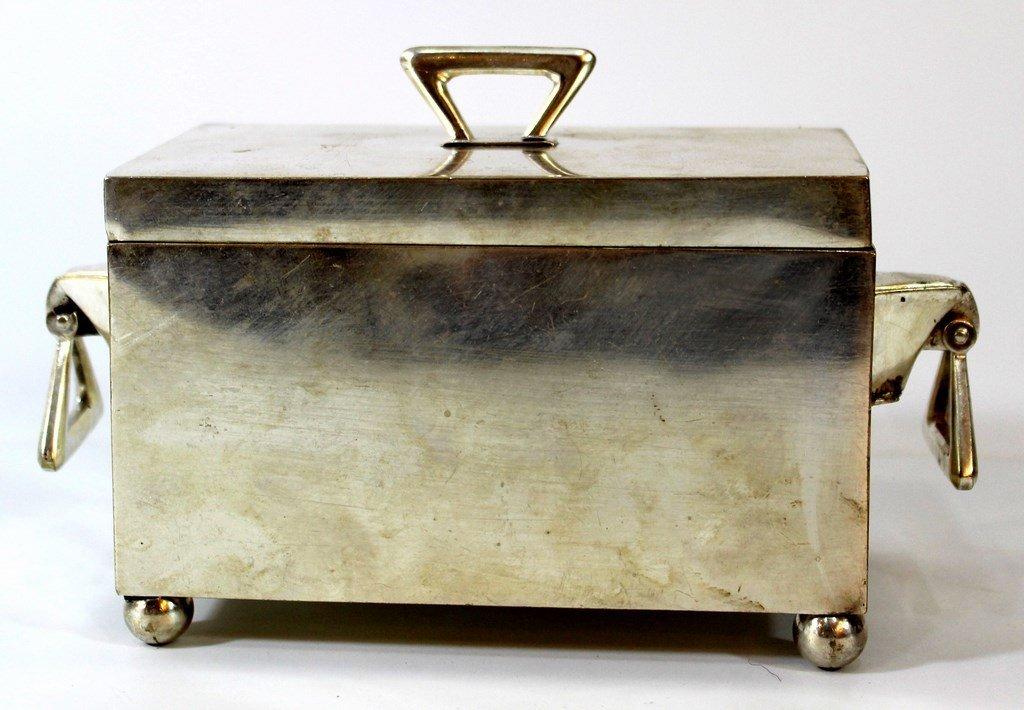 Art-Deco jewelry box