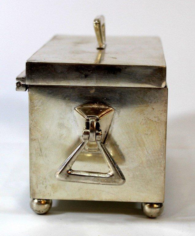 Art-Deco jewelry box - 2