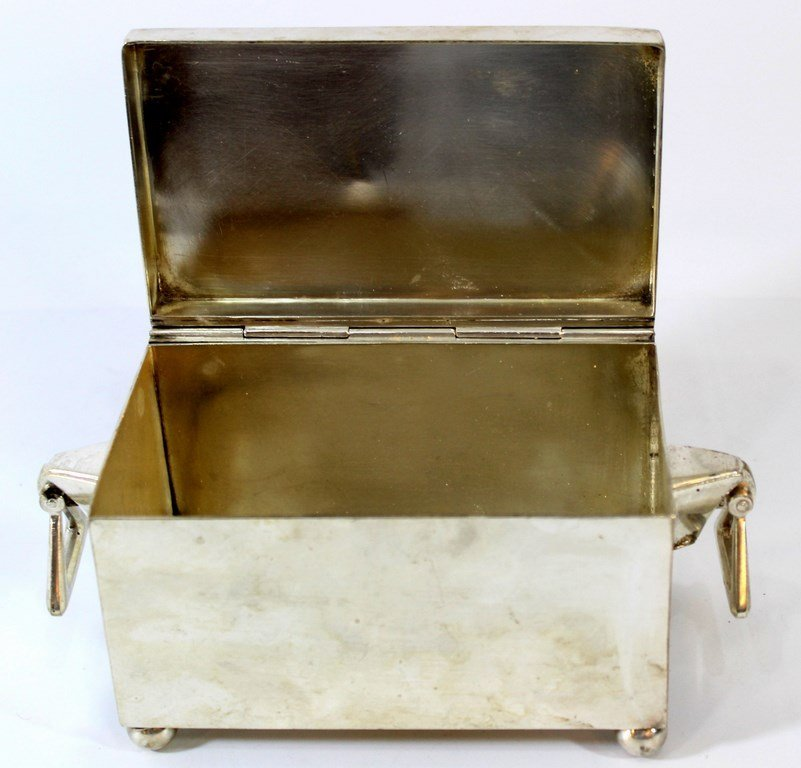 Art-Deco jewelry box - 3