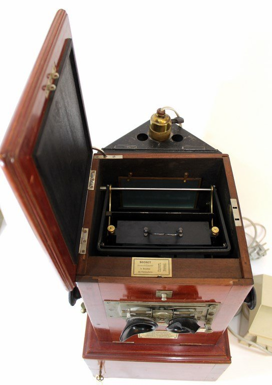"Vintage stereoscope viewer - ""Le Taxiphote"" by Jules - 4"