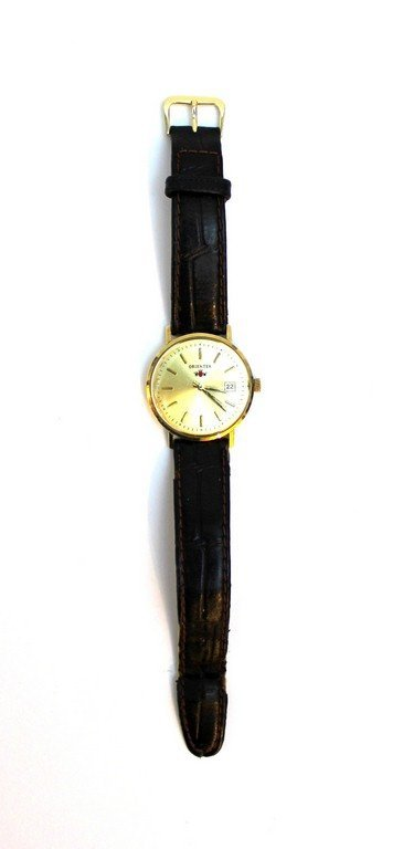 Men's watch by Orientex