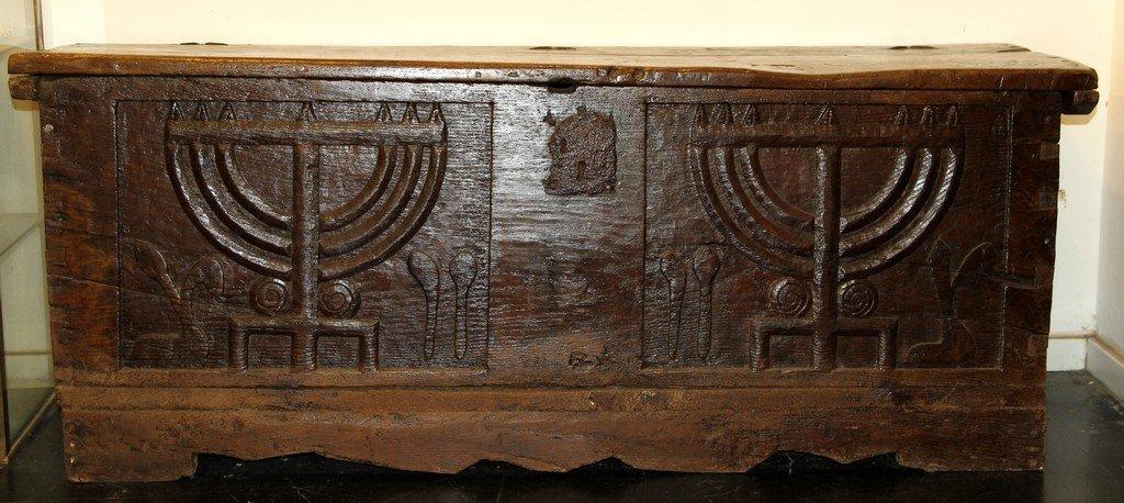 Antique Jewish dowry case