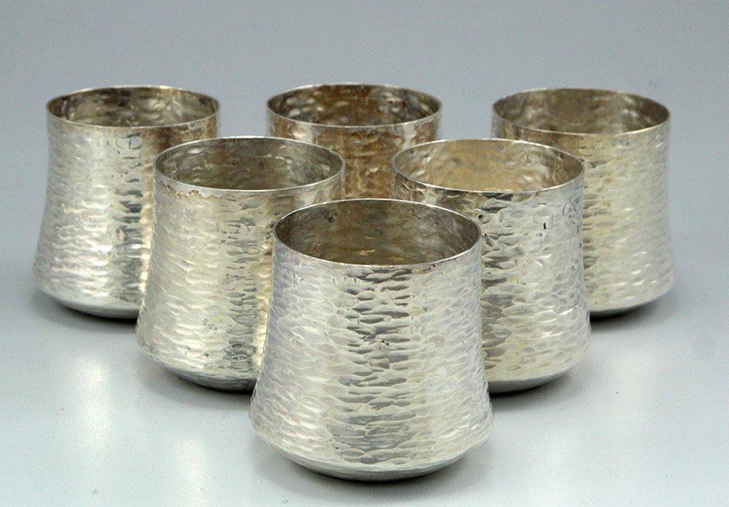 Tapio Wirkkala silver cups