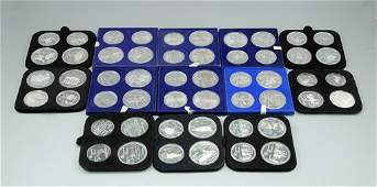 Royal Canadian Mint Olympic coins