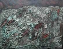 David Azuz (1941-), abstract