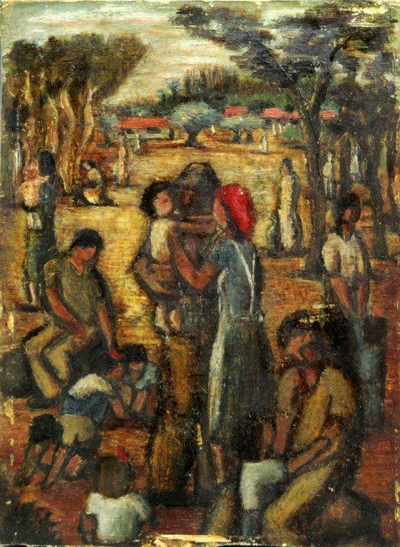 Yohanan Simon (Israeli, 1905-1975)
