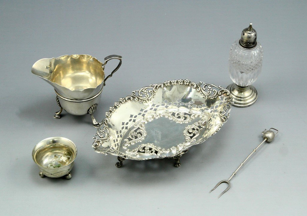 Miscellaneous Silver Items