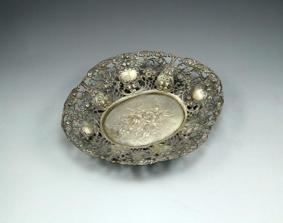 Israeli Silver Bowl