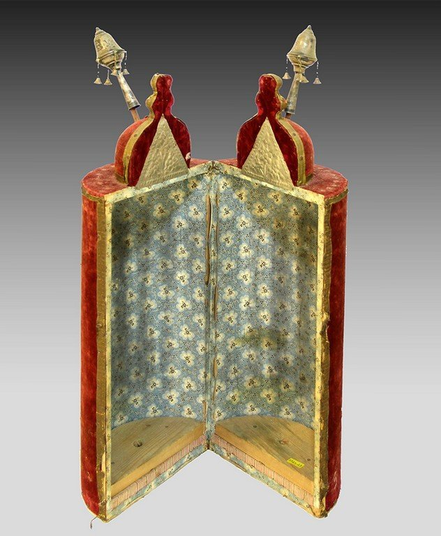 Torah Scroll Case - 2