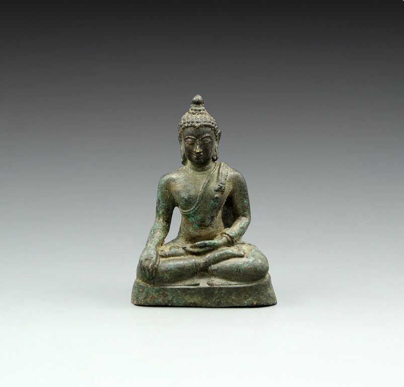 Bronze Sculpture of a Buddha