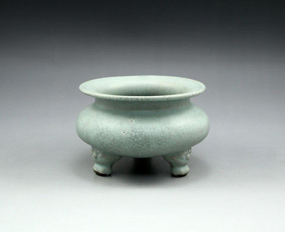 Antique Chinese Porcelain Incense Burner