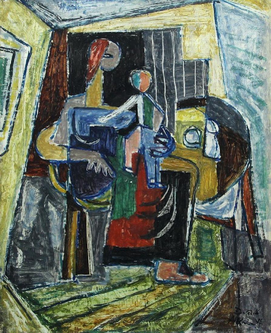 Aharon Kahana (Israeli, 1905-1967)