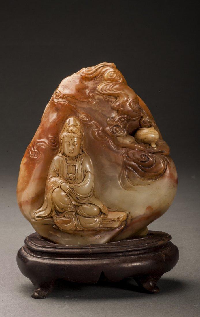 Shoushan Stone Decorative item