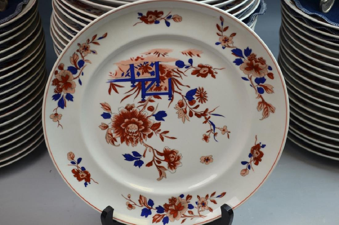 80 Pieces Dinner Ware Plates by Mottahedeh - 2