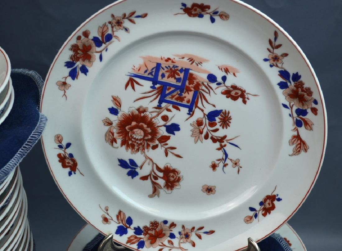 80 Pieces Dinner Ware Plates by Mottahedeh - 3