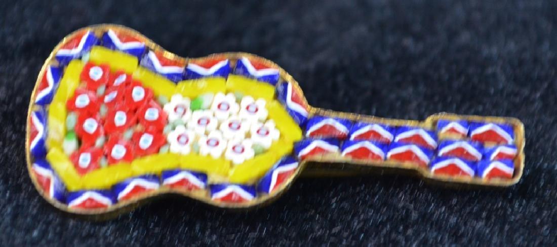 3 Mini Metal Pins - 7