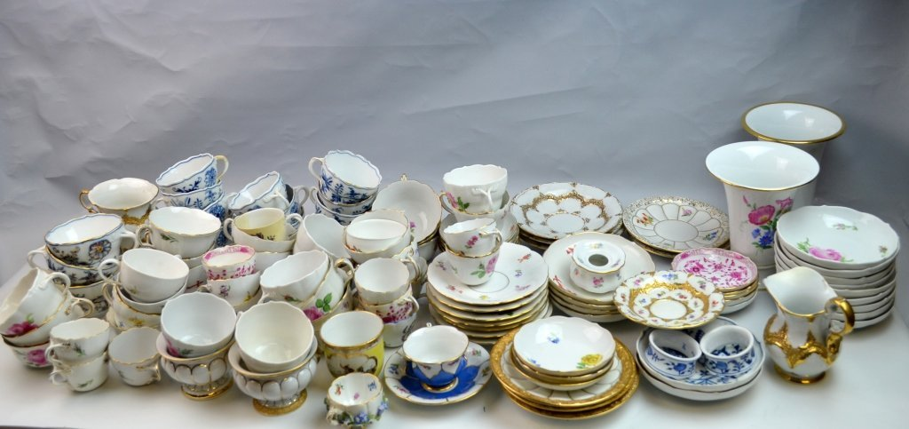 Meissen Porcelain Items