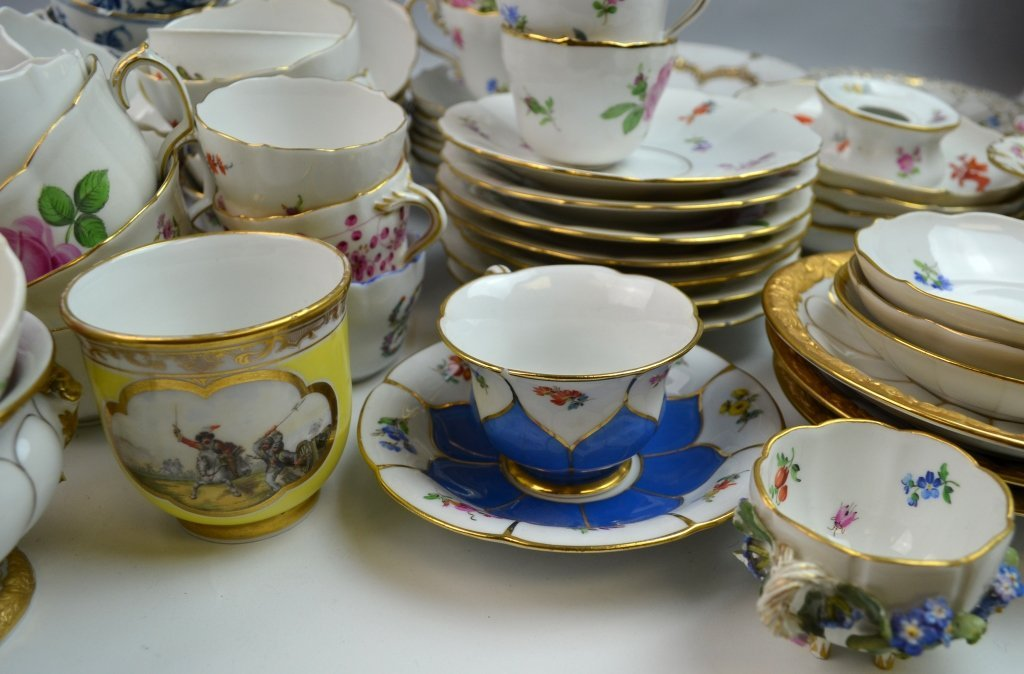 Meissen Porcelain Items - 2