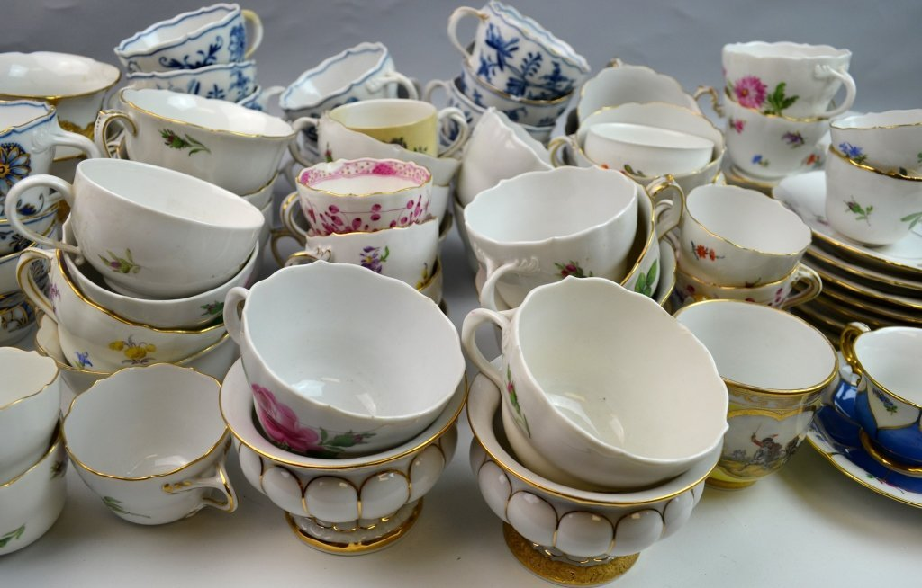 Meissen Porcelain Items - 4