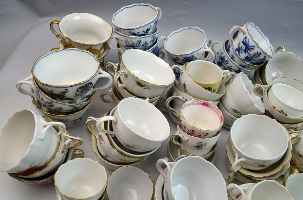 Meissen Porcelain Items - 6