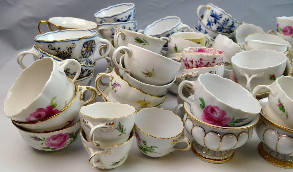 Meissen Porcelain Items - 7