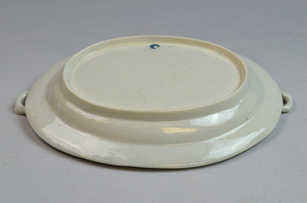 18th C Worcester Porcelain Blue & White Porcelain - 4
