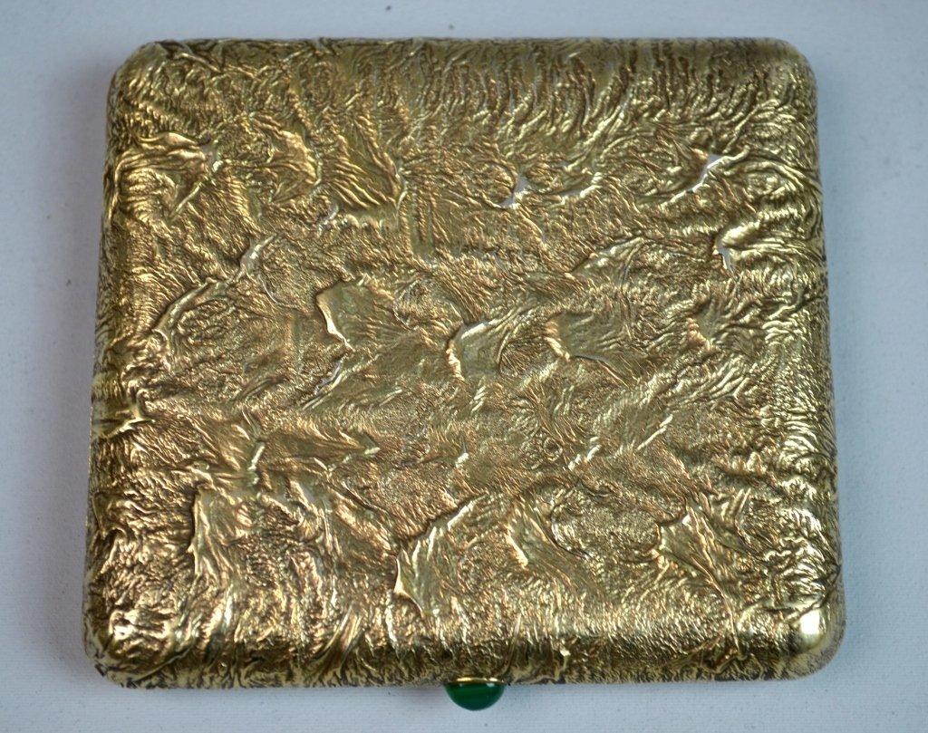 Silver Gilt Russian Samar Box - 3