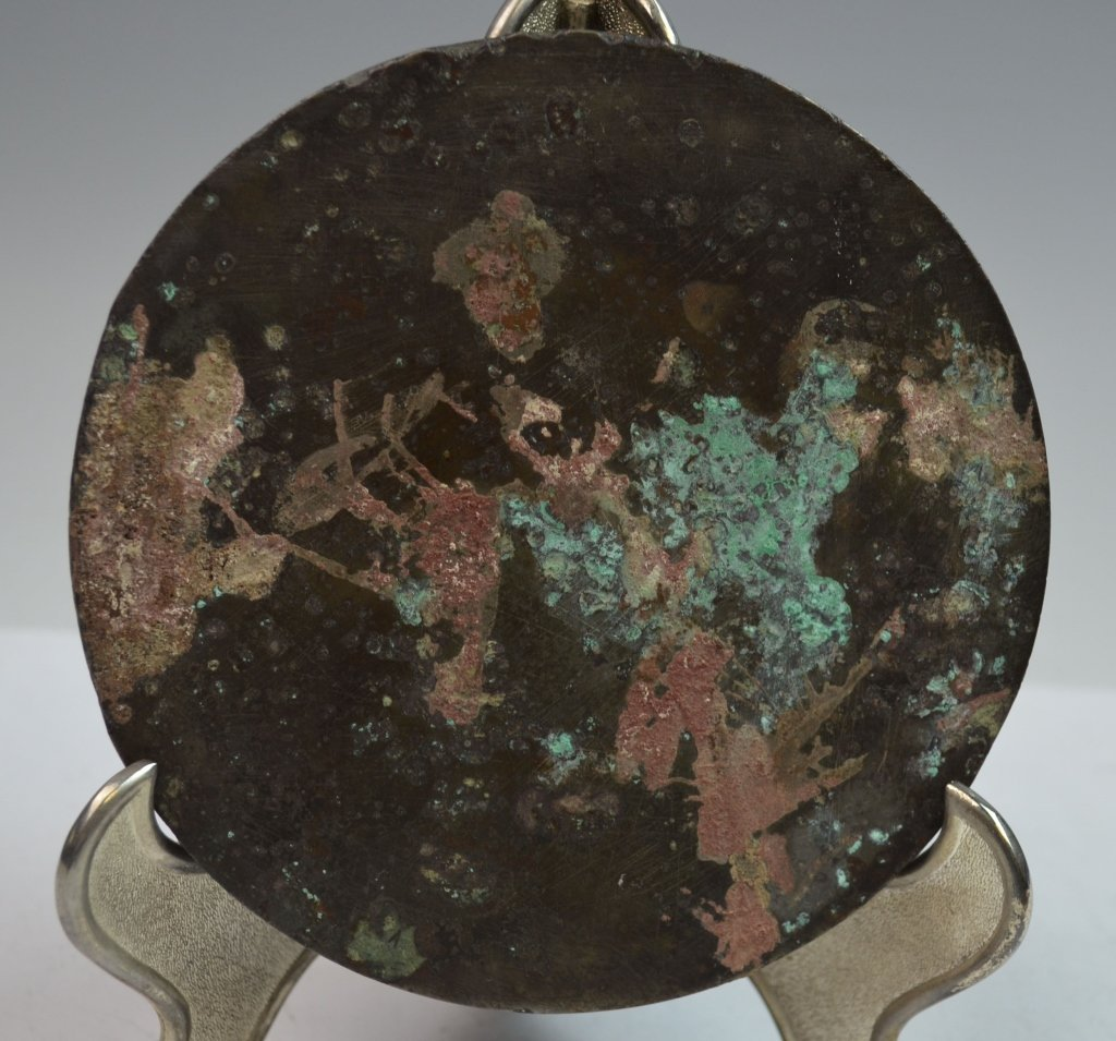 Chinese Tang Dynasty Bronze Mirror - 6