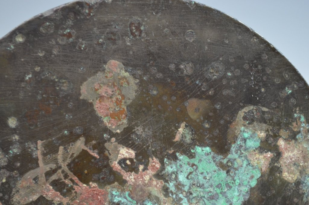 Chinese Tang Dynasty Bronze Mirror - 9