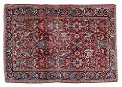 Heriz Small Room Size Oriental Rug