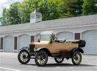 1921-22 Model T Ford Touring Car