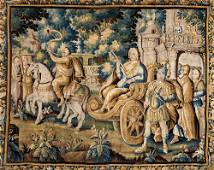Large 17th/18thC Northern European Tapestry