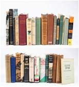 H.M. Tomlinson, Thirty Books Including First Editions