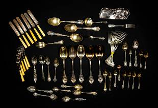 Lot of Miscellaneous Sterling Silver