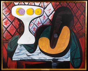 Kenneth Budd, American (1925-1995) After Pablo Picasso