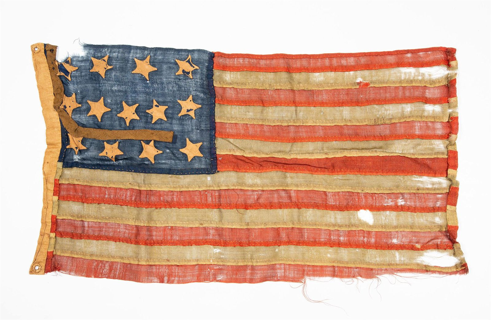 American Thirteen Star Colonial Flag