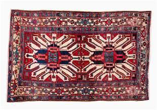 Karajeh (Heriz) Scatter Size Oriental Rug