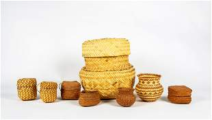 Southwestern Native American Baskets