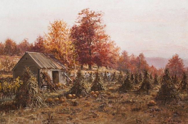 William Preston Phelps painting