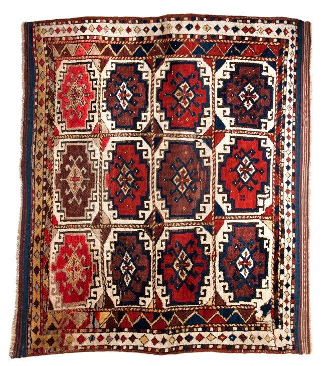 20th Century Karabagh Scatter Rug