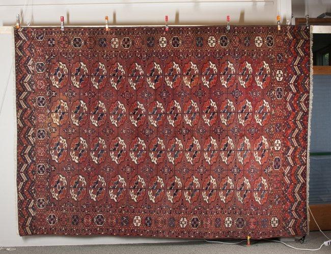 20th Century Turkoman room Size Rug